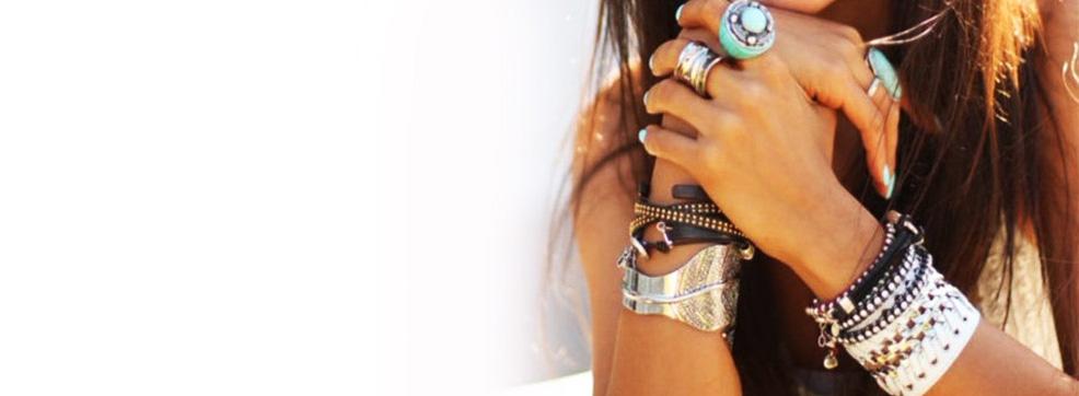Šperky - Dámské náramky