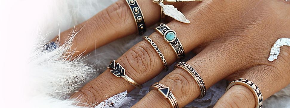 Šperky - Náramky - Prstýnky