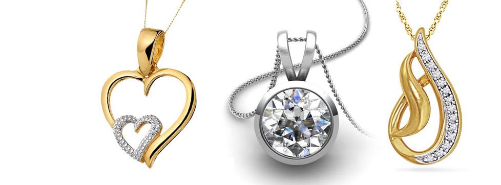 Šperky - Přívěsky