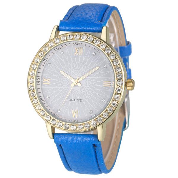 Dámské hodinky s kamínky