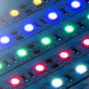 LED pásky & osvětlení