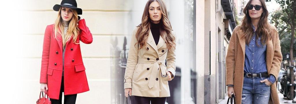 Moda - Dámská konfekce - Kabáty