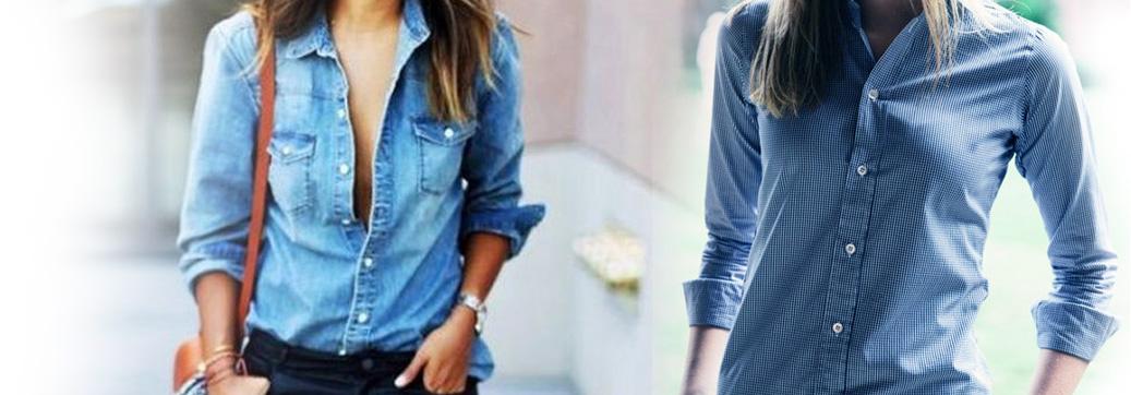 Moda - Dámská konfekce - Košile
