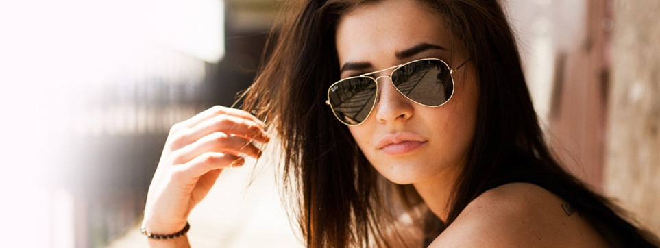 Moda - Dámská konfekce - Sluneční brýle