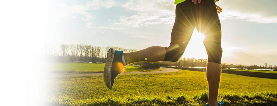 Sport a cestování - Běh