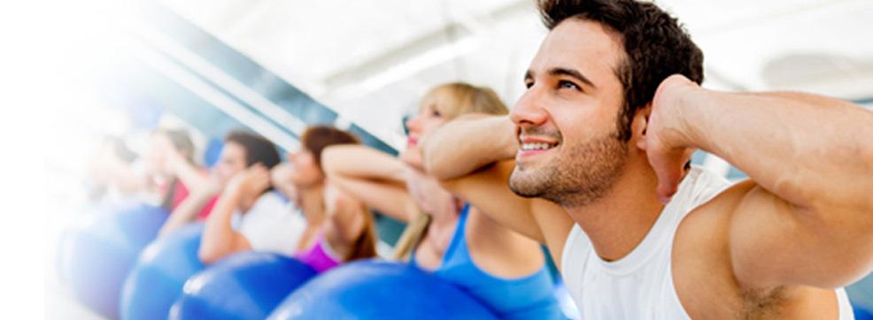 Sport a cestování - Fitness