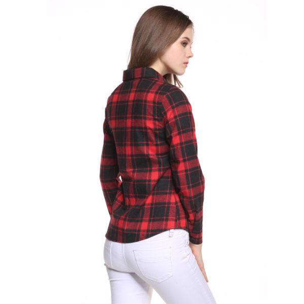krátká károvaná košile (3)