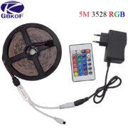 Barevný LED pásek - 5 m