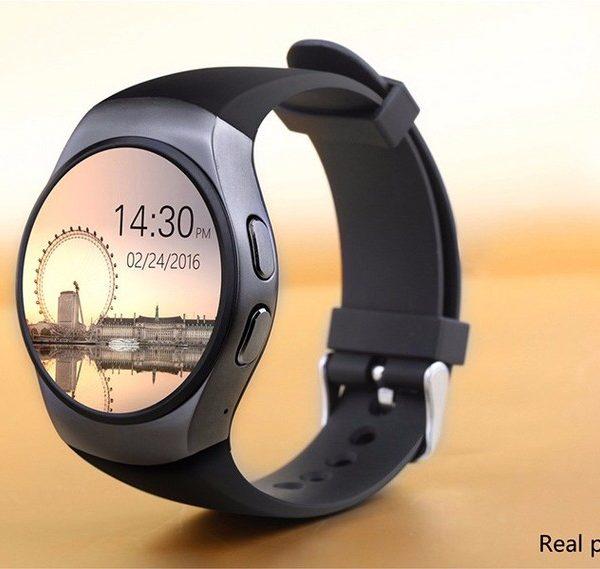 020e3068825 ... Chytré hodinky Kingwear KW18 s Androidem