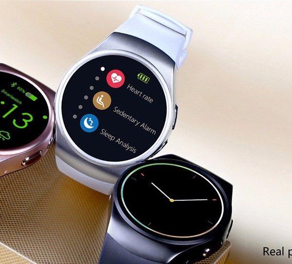 e1f44ba0602 Chytré hodinky Kingwear KW18 s Androidem ...