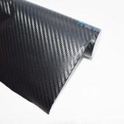 Karbonová samolepka na automobil 127 x 30 cm