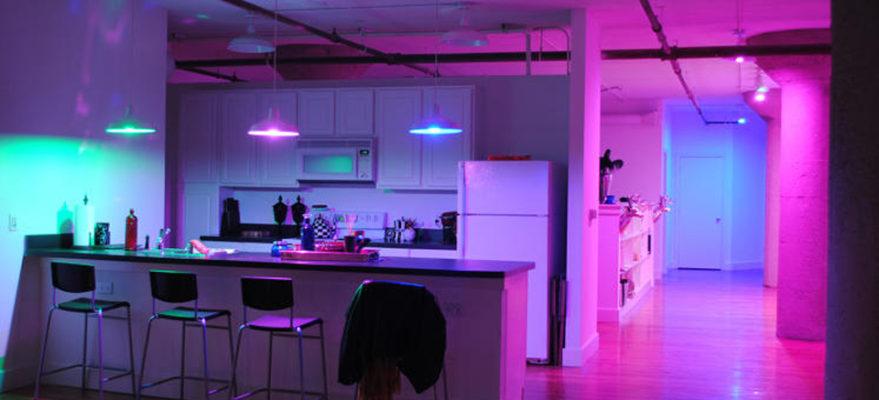 Teplé nebo studené světlo do bytu