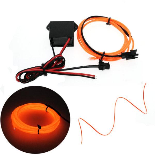 LED pásek do auta