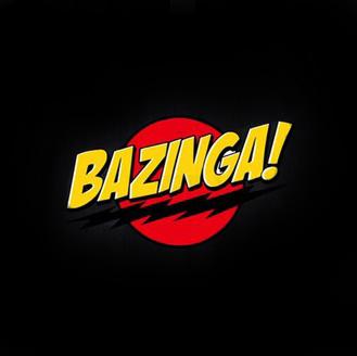 Pánské tričko Bazinga