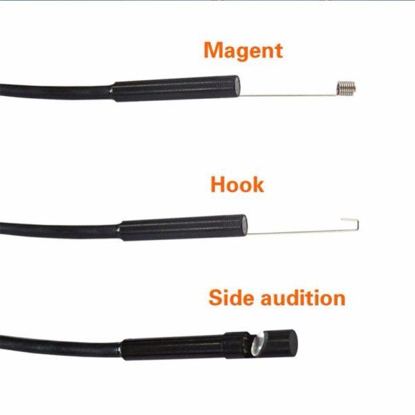 Endoskop pro mobilní telefony a PC - délka 2 m