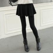 Legíny se sukní - černá