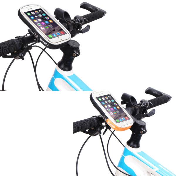 Cyklo vodotěsný držák na mobil